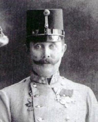 Asesinato del archiduque Francisco Fernando en Sarajevo: Declaración de Guerra