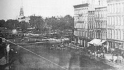 1870: Primeros monopolios de Rockefeller