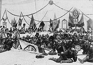 1901: finaliza la guerra de los mil dias