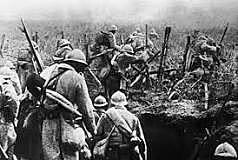1914: comienza la primera guerra mundial