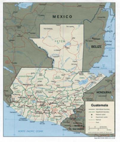 Guatemala y Belize