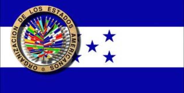 Misión de Buenos Oficios a Honduras