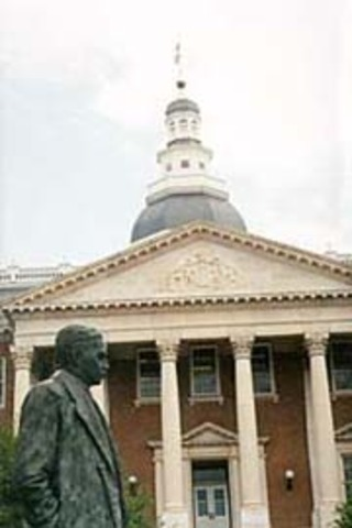 Denied admission to University of Maryland Law School