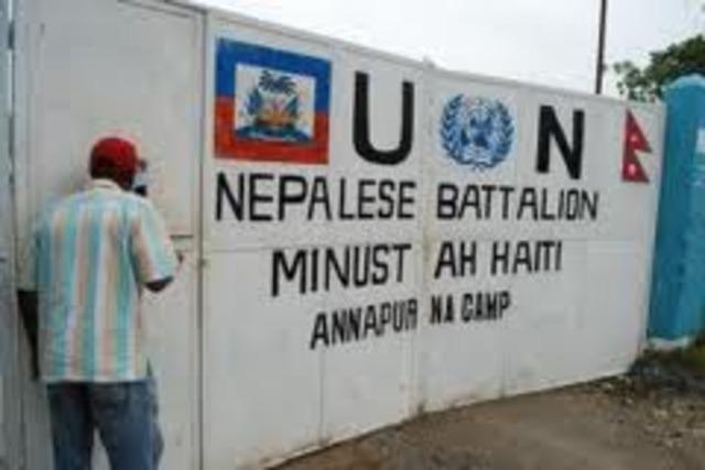 Misión especial para el fortalecimiento de la democracia en Haiti