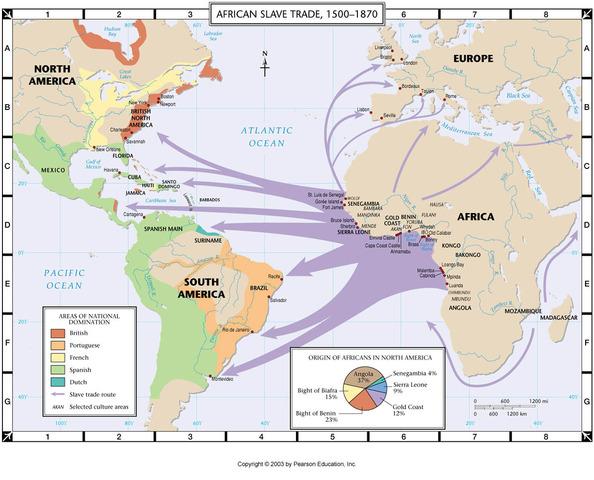 African Slave Trade Treaty Act