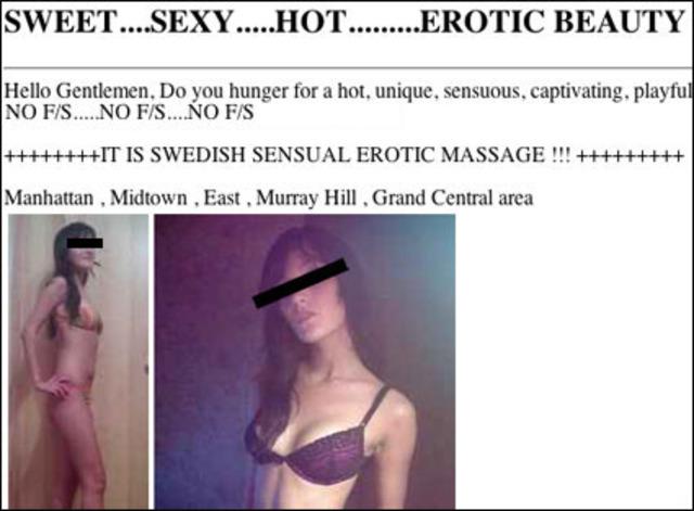 Craigslist Removes Erotic Ads