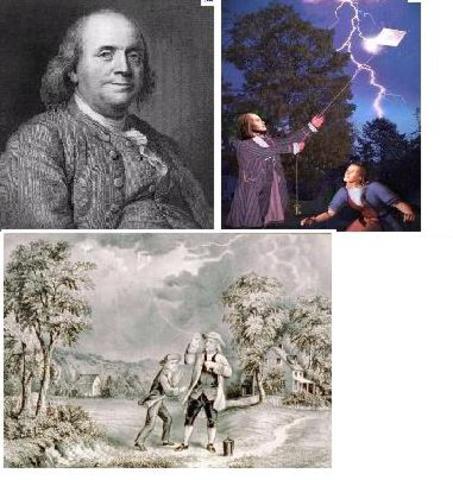 Ben Franklin *Date not exact*
