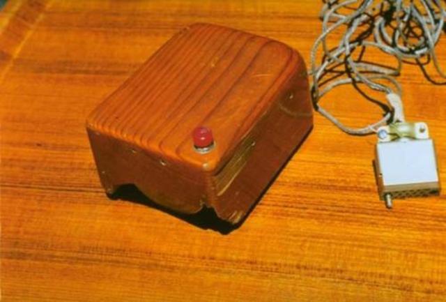 Primer ratón eléctronico