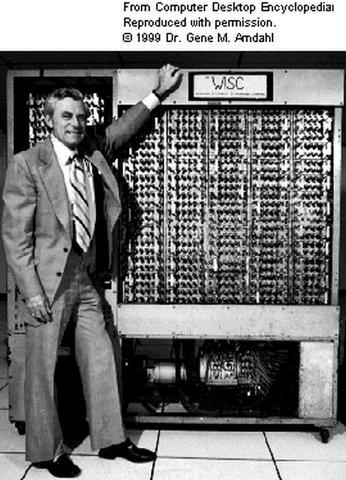 Computadora escala industrial
