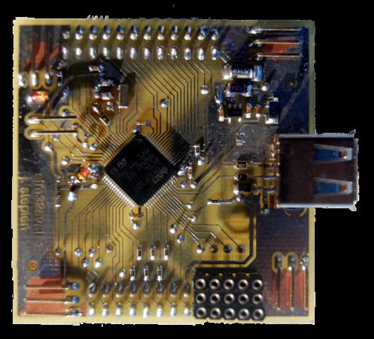 microprocesador de 32-bit
