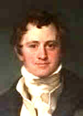 Sir Humphry Davy discovers electrolysis