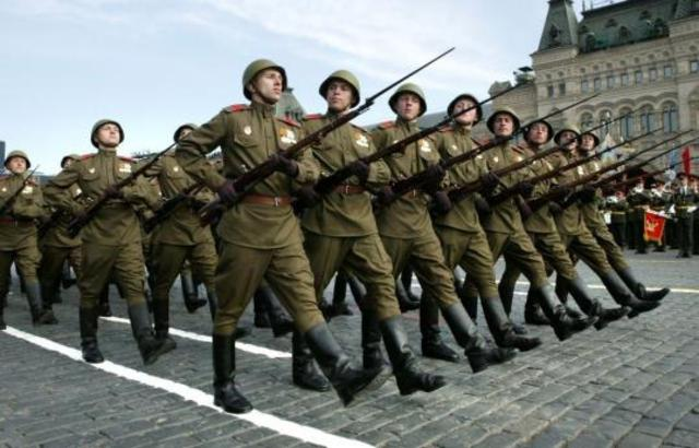 Joins Military Academy in Soviet Union