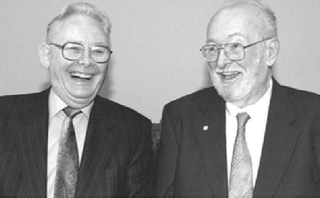 MANSFIELD Y P. LAUTERBUR- INVENTAN LA TÉCNICA DE MRI