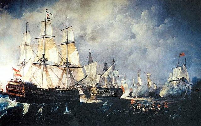 Napoleone istituisce il blocco continentale