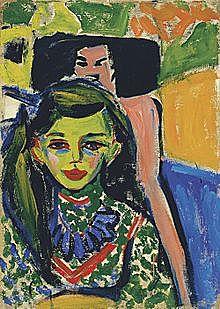 1905. Se da a conocer el Expresionismo