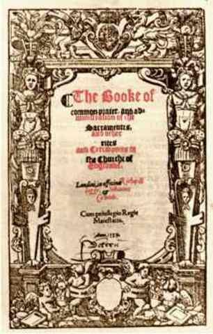 Prayer Book of 1559