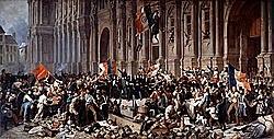 1845: Comienza la gran crisis económica en Francia