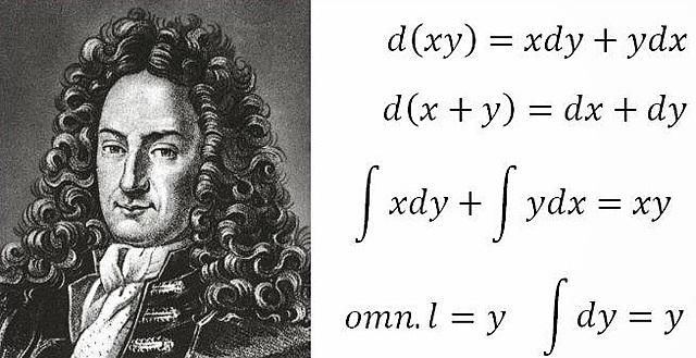 se considera el programa de Leibniz