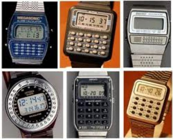 ´´El Reloj Calculador´´
