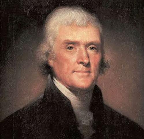 Jefferson Returns