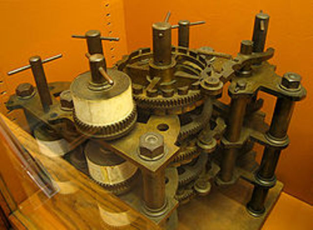 Maquina diferencial!!!