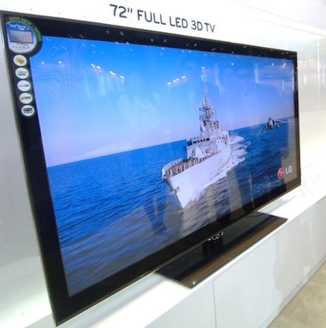El HDTV hace su aparición en Japón