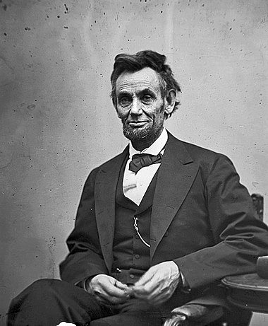 Lincoln is reelected