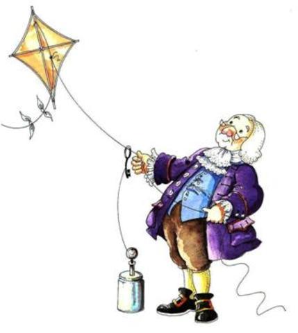 Benjamin Franklin: Kites and Lights!!!