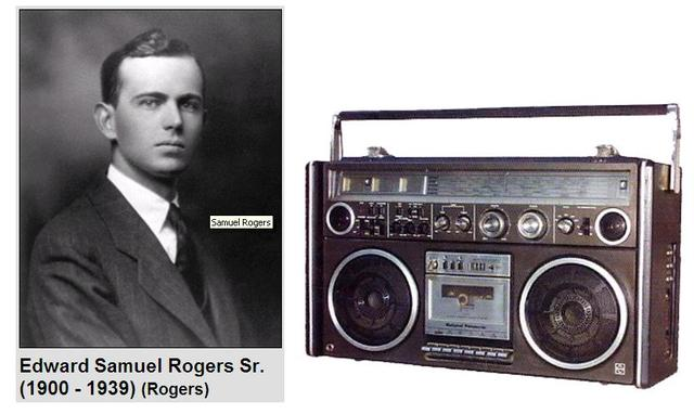 Edward Samuels Rogers Sr