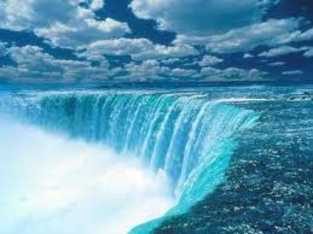 Sir Adam Beck creates three power generating stations in Niagara Falls