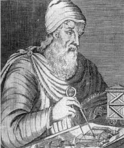 Precursor Mecánica Clásica Arquímedes ( 287 a. C.- 212 a. C.)