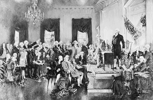 Black and white lawmakers begin to work side by side in the Southern states' constitutional conventions, the first political meetings in American history to include substantial numbers of black men.