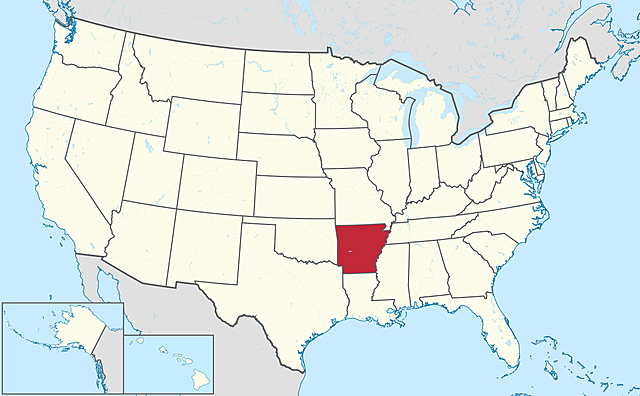 Arkansas is readmitted to the Union.