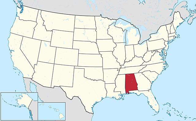 Alabama is readmitted to the Union.