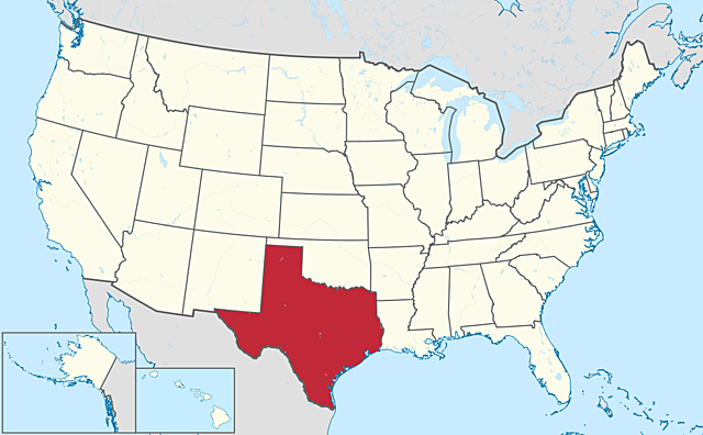 Texas is readmitted to the Union.