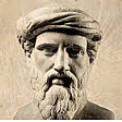 Second known Greek mathematician is Pythagoras.