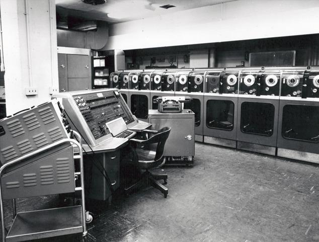La UNIVAC.