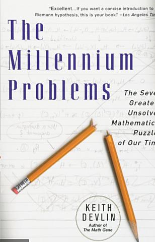 Clay Mathematics Institute chooses 7 Millennium Problems.