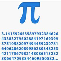 Indian mathematician, Aryabhata, used 62832/20000 for Pi.