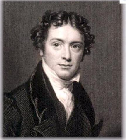 Michael Faraday *Date is not exact*