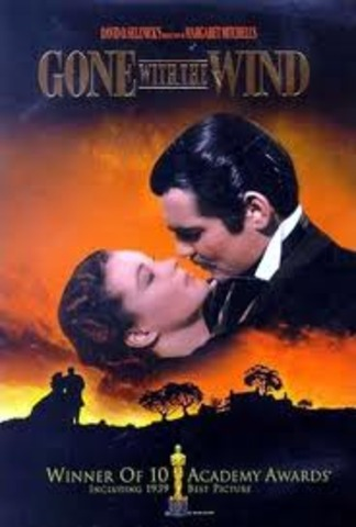 gone with the wind film release