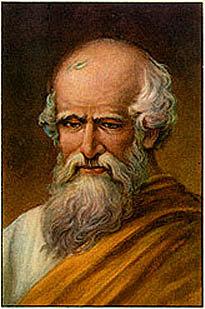 Arquimedes fue descubierto por los romanos