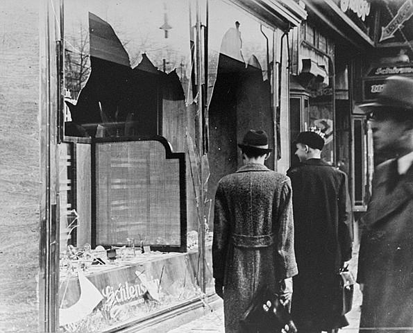 Νύχτα των Κρυστάλλων (Kristallnacht)