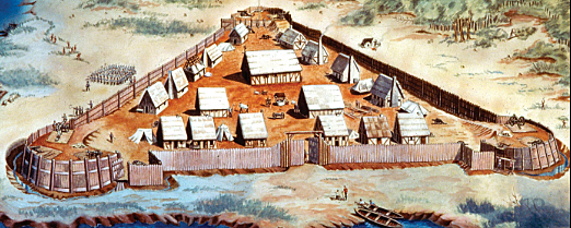 First Permanent Settlements in North America