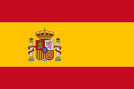 Spanierne besejrer inkariget i Sydamerika