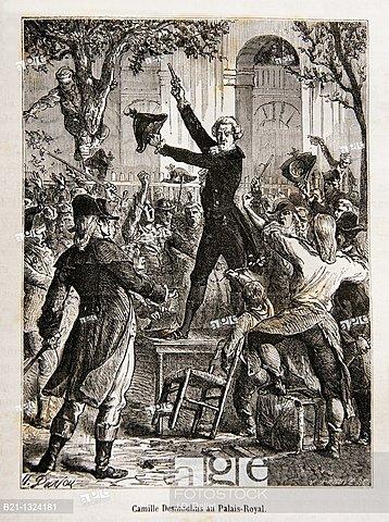 (Coffee) French Revolution