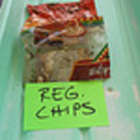 Conclusion- Regular Chips Bag