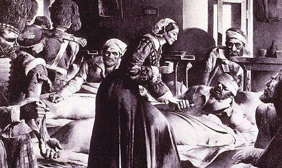Proyecto Nightingale (primera escuela para enfermeros)