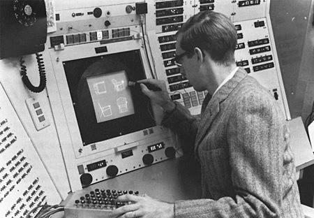 Se describe el sistema Sketchpad construido en el TX-2