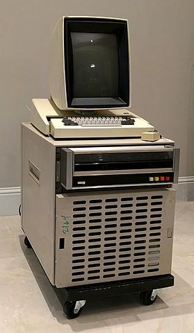 Se fabrica Xerox Alto